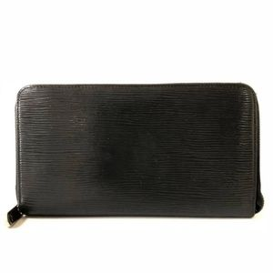 Black Epi Noir Zippy Organizer Wallet 232061